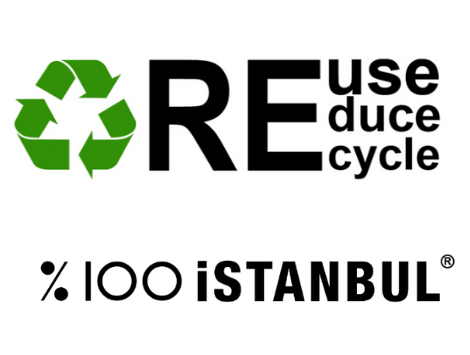 reuse - reduce logo
