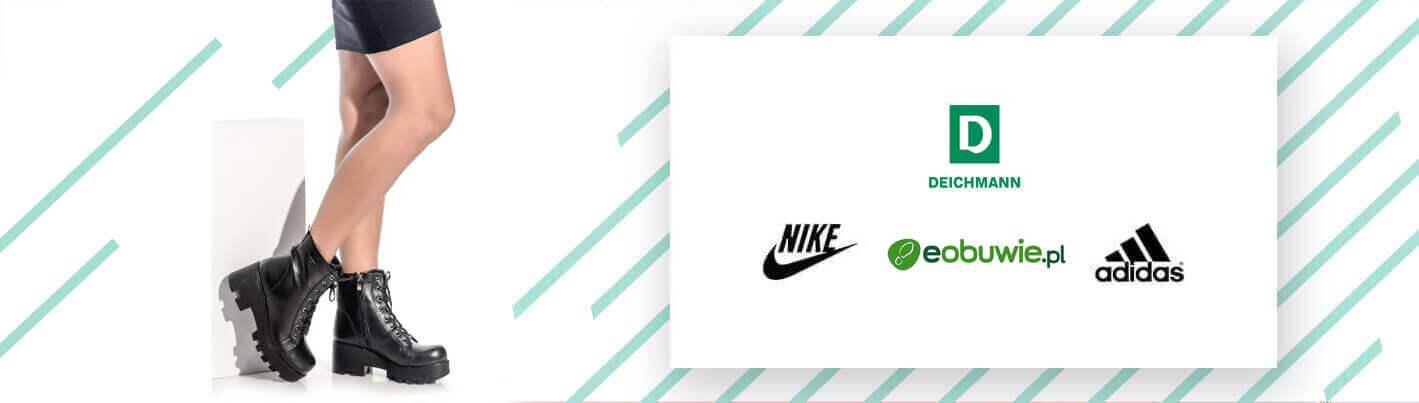najlepsze kupony na buty, sandały