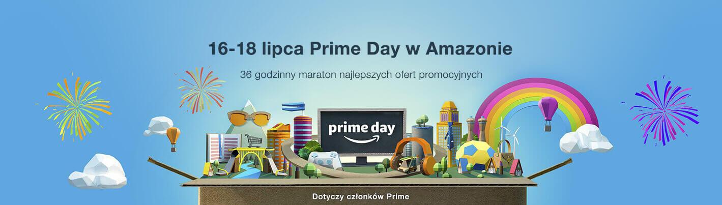 16-18 lipca Prime Day w Amazonie